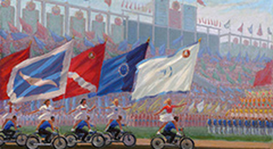 В тему Олимпиады