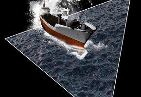 В Бермудском треугольнике нашли настоящих монстров. На глубине 3000 метров