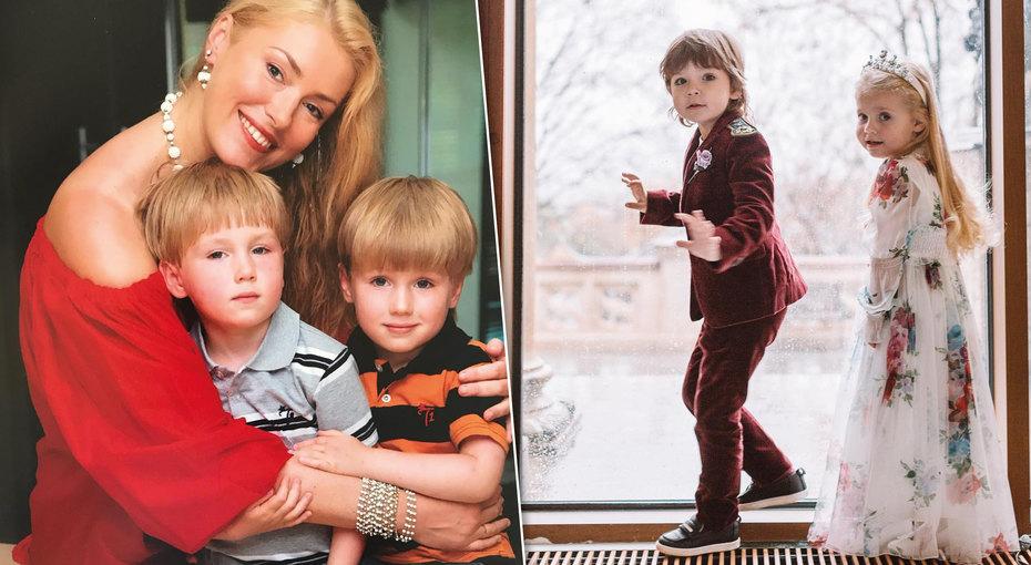 Мария Шукшина, Алла Пугачева иеще 10 звезд, укоторых есть дети-близнецы
