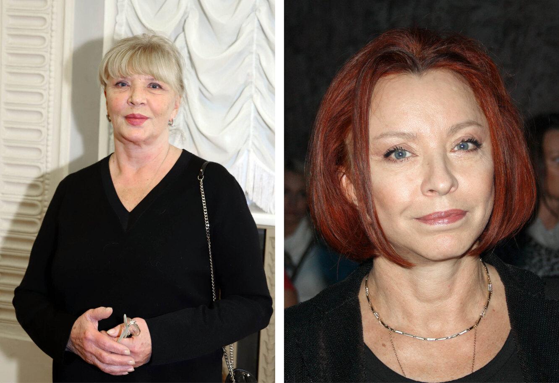 Анастасия и Марианна Вертинские