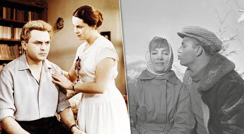 Знаменитые советские кинопары, которые вжизни друг друга терпеть немогли
