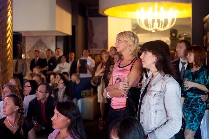 Первый эксклюзивный шоу-рум Armani/Roca в Санкт-Петербурге