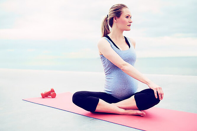 Физкультура может предотвратить развитие диабета убеременных