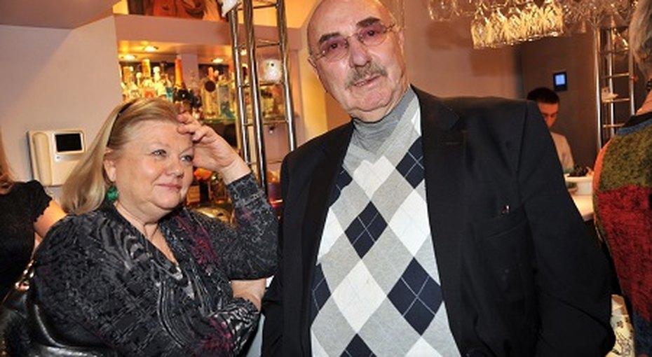 68-летняя Ирина Муравьева рассказала, как справляется сгорем утраты после смерти мужа