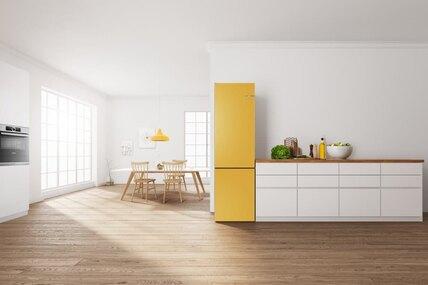Холодильник, который меняет цвет? Такое бывает