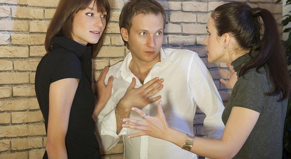 Ревность ослепляет женщину