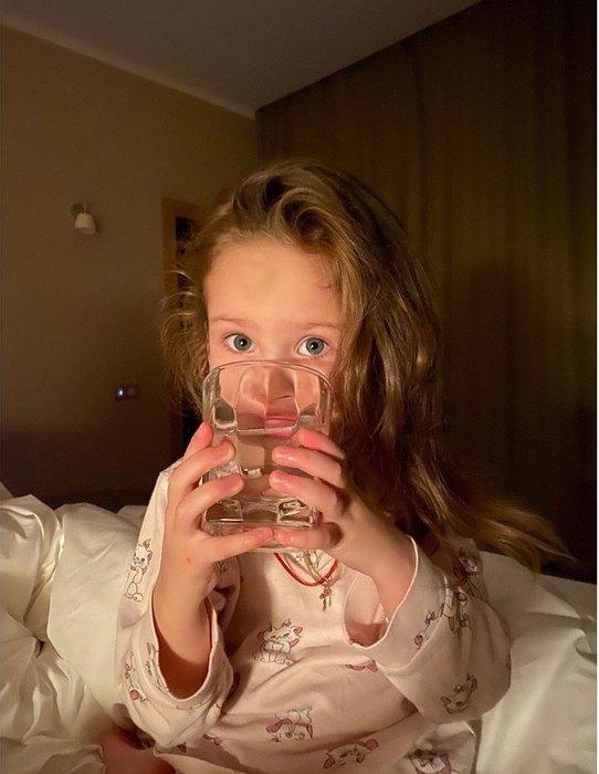 Дочь Виктории Исаковой иЮрия Мороза Варвара