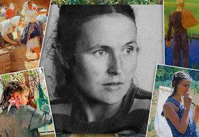 Яблонская, художница вне рамок: сталинские премии и ненависть чиновников