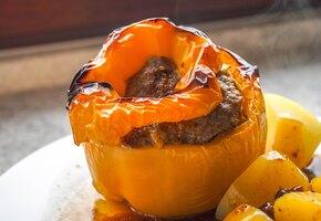 Болгарский перец с фаршем: авторский рецепт от кулинарного блогера