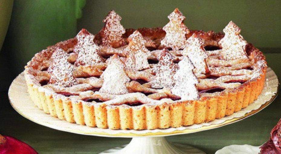 Новогодний торт идругие десерты