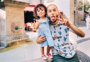 Такие папы нам нравятся! 10 классных фактов о современном отцовстве