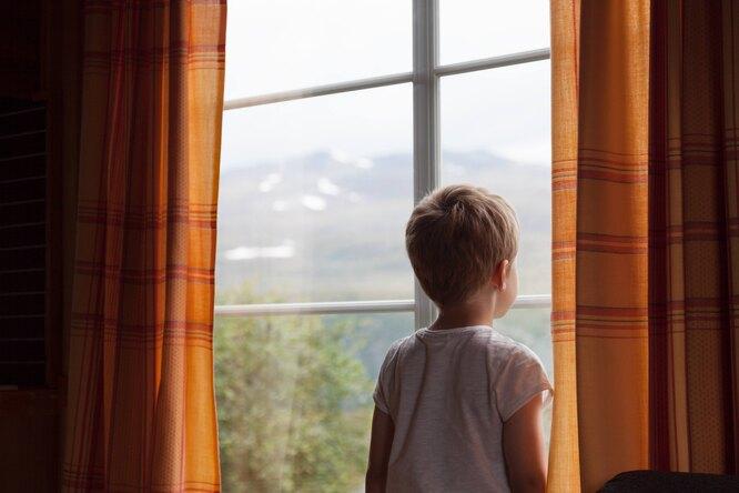 Власти Подмосковья раздадут многодетным инеимущим семьям затворы наокна дляспасения детей