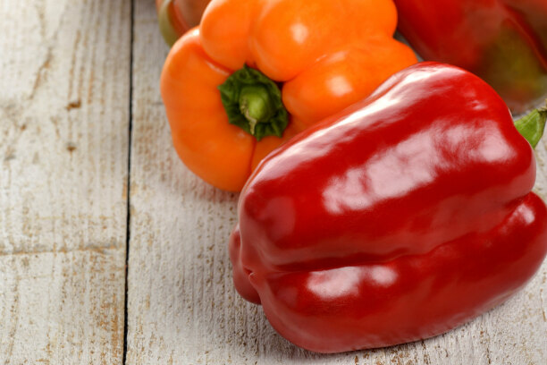 Болгарский перец, витамин C, витамины для женщин после 40 лет