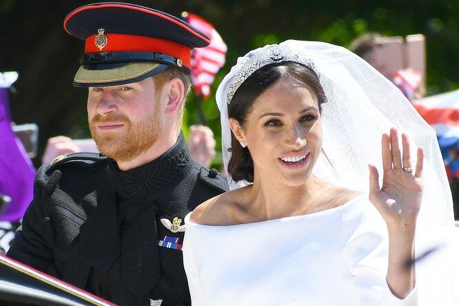 Стало известно, во сколько обошлась шикарная свадьба принца Гарри иМеган Маркл