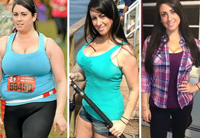 Просто герои! Фотографии мужчин и женщин, до и после похудения на 40, 50, 70 кг