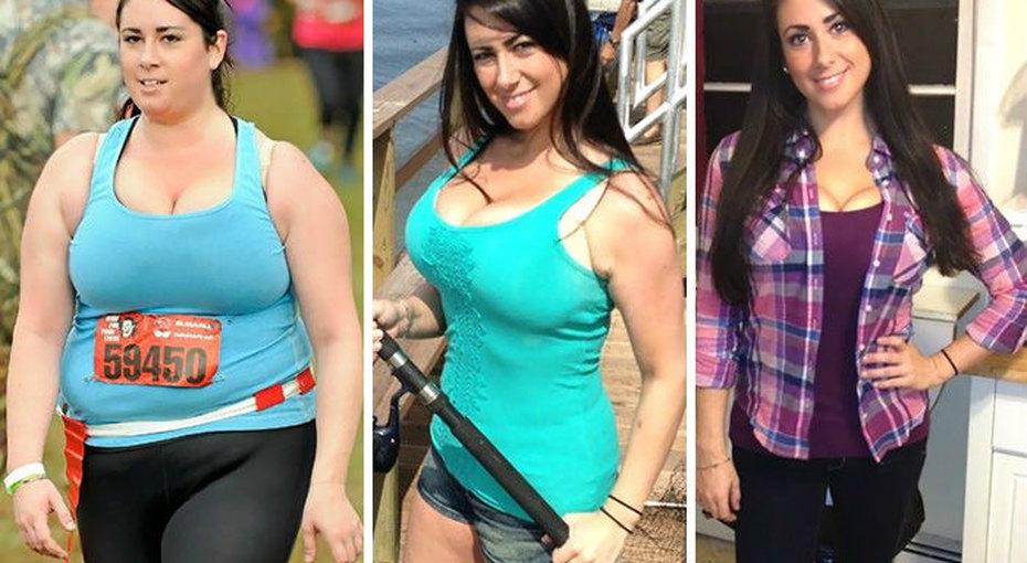 Просто герои! Фотографии мужчин иженщин, дои после похудения на40, 50, 70 кг