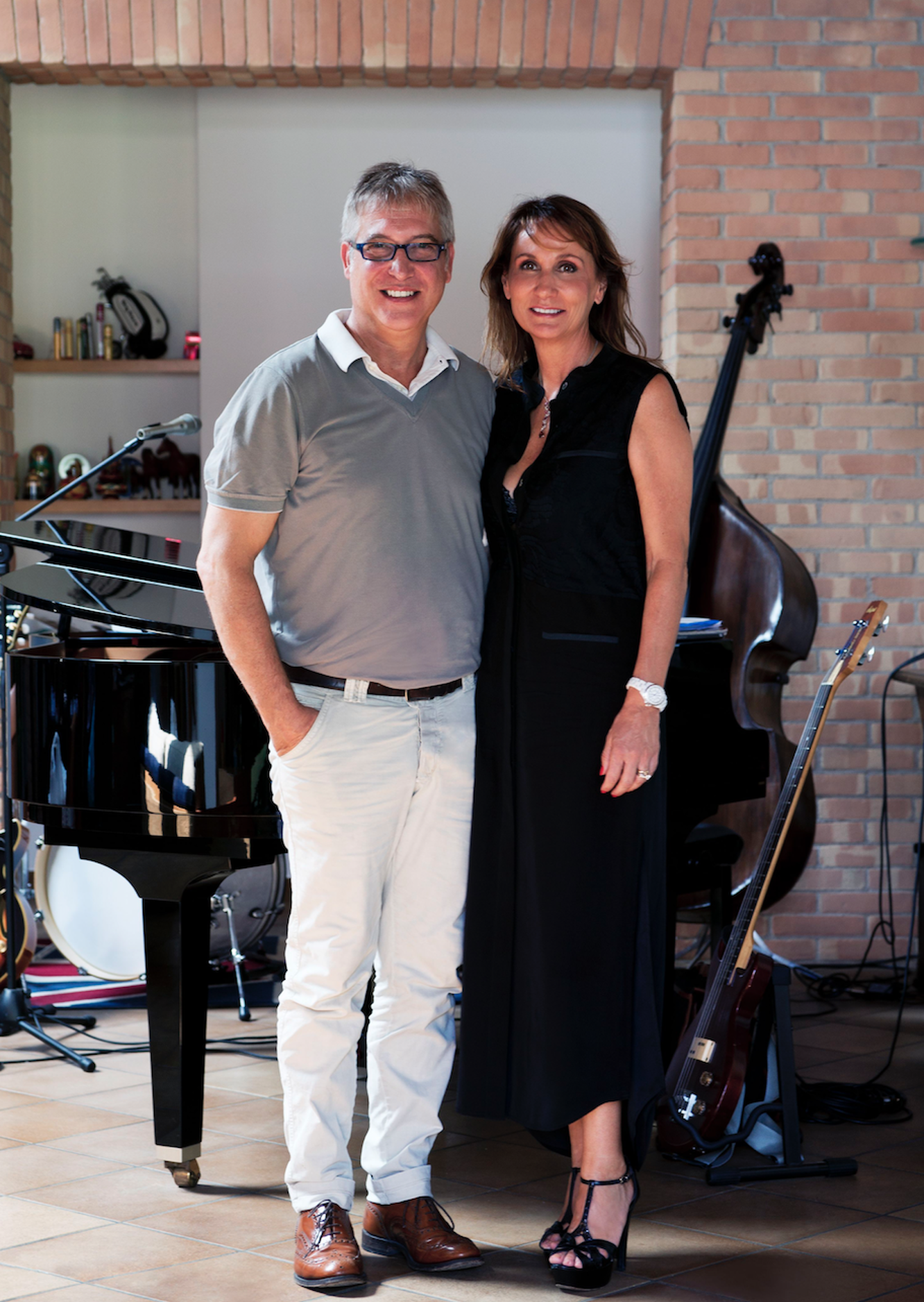 Диего Мацци и Мануэла Бортоламеолли