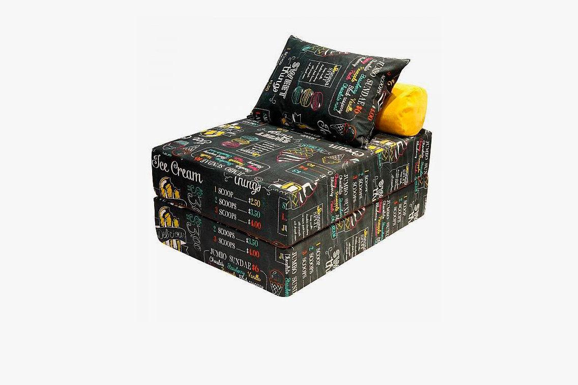 """""""Твой Дом"""", кресло-кровать Dreambag PuzzleBag Ice Cream, 10 999 руб."""