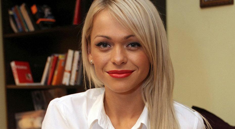 Неглупая блондинка Анна Хилькевич