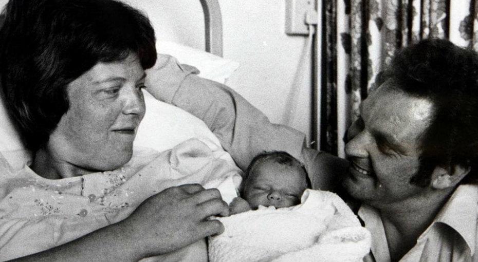 Первый «ребенок изпробирки» отом, чего боялись родители после ее рождения