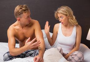 Флешмоб «Скажи 5 слов, которые превратят секс в кошмар»