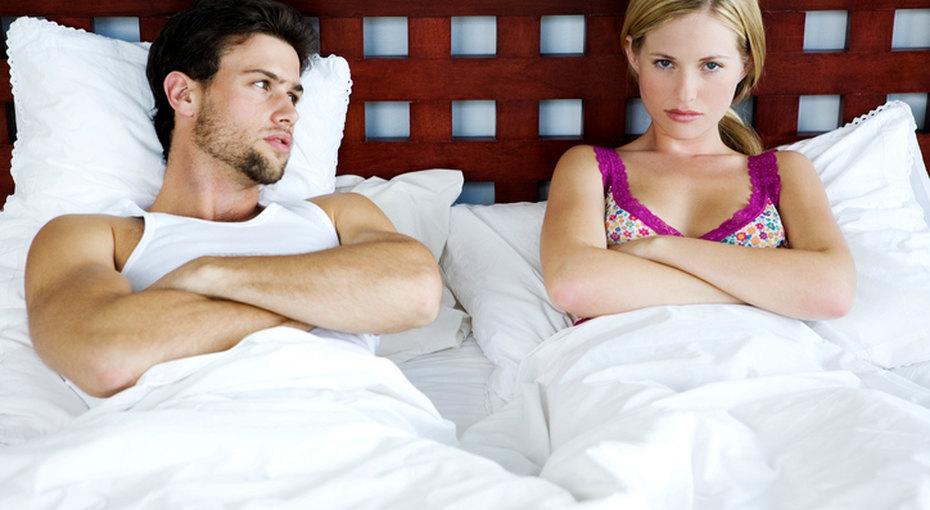 10 причин, почему муж избегает секса