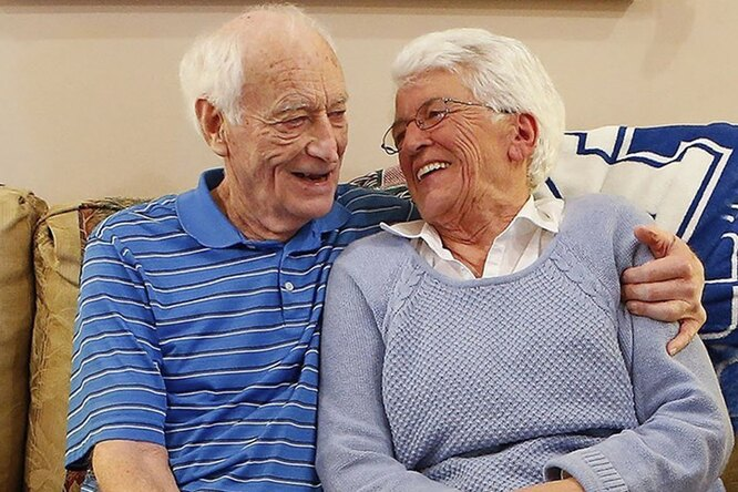 Бывшие супруги решили снова пожениться — через50 лет после развода