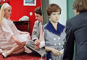 «Только с перламутровыми пуговицами»: мода и стиль советского кино