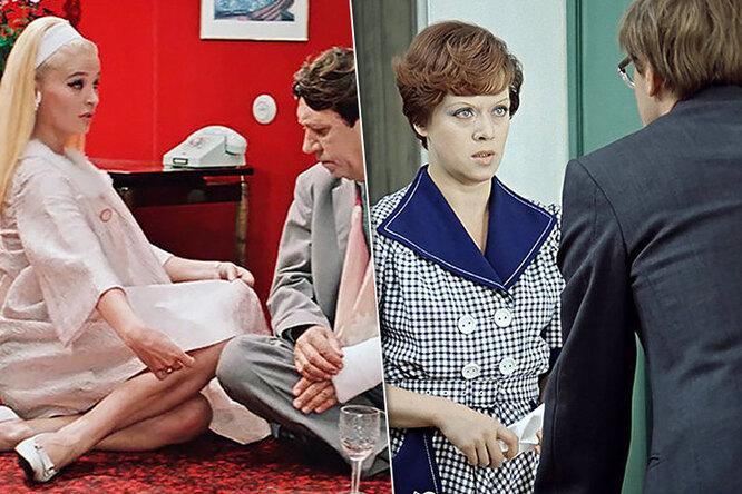 «Только сперламутровыми пуговицами»: мода истиль советского кино