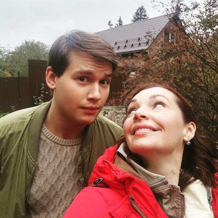 Наталия Антонова, Артём Вершинин