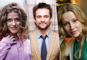 6 героев сериала
