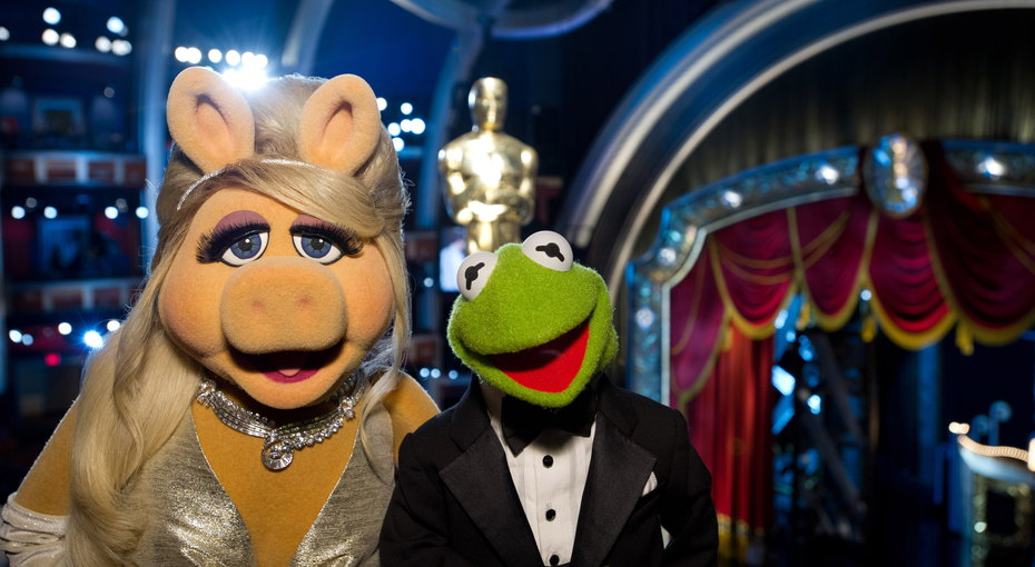 Маппеты нацеремонии Оскара