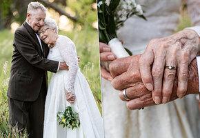 Влюбиться и прожить 60 лет вместе? Возможно — доказано этой парой