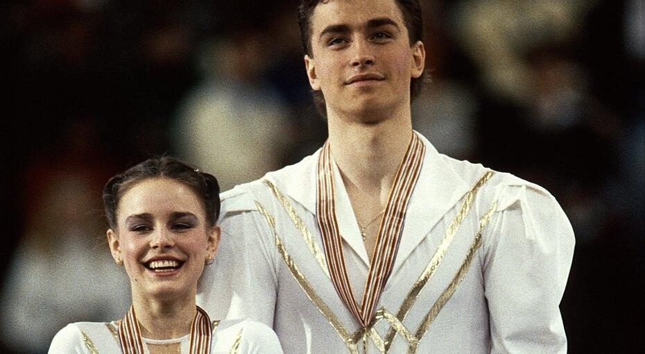 «Какая же была пара, необыкновенные фигуристы»: Татьяна Тарасова показала 49-летнюю Екатерину Гордееву