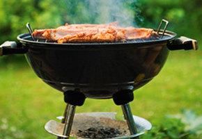 Блюда с дымком
