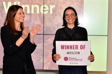Победительница российского финала конкурса женских стартапов отправится вЛондон