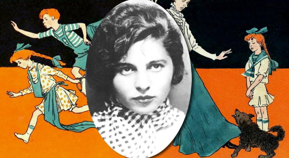 Ирмгард Койн: рыжая девочка, скоторой взрослым неразрешали водиться нацисты
