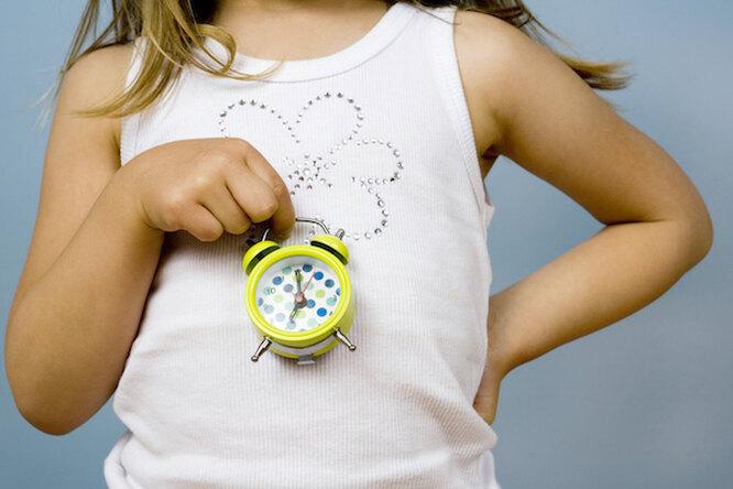 Детский тайм-менеджмент: идеи дляродителей