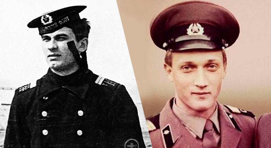 Как выглядели российские звезды во время службы вармии