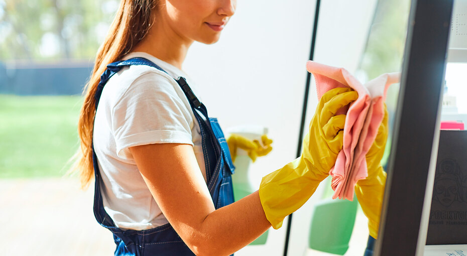 Как отмыть зеркала безразводов? 3 лайфхака