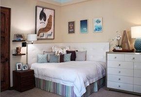 15 проверенных способов увеличить маленькую спальню