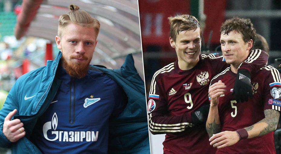 Самые громкие скандалы, связанные сроссийскими футболистами