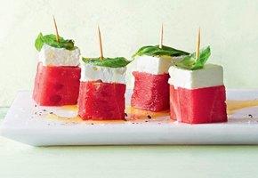 Что приготовить с арбузом. Необычные рецепты интересных блюд