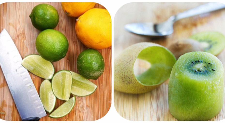 9 фруктов, которые можно очистить быстрее, если делать это правильно