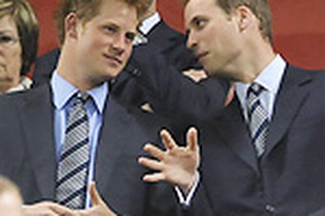 Принц Гарри станет шафером брата