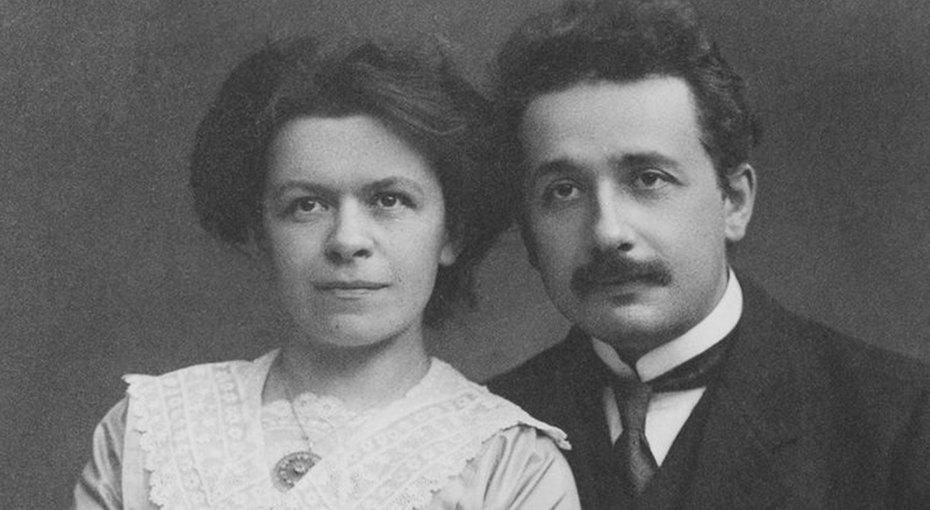 «Не ожидайте привязанности»: Альберт Эйнштейн иего первая жена Милева Марич