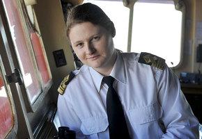 Женщина-штурман: «Работа на атомном ледоколе – это большое счастье»
