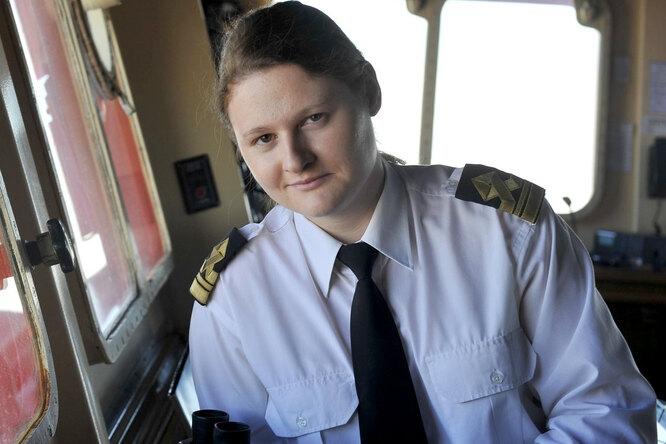 Женщина-штурман: «Работа наатомном ледоколе — это большое счастье»