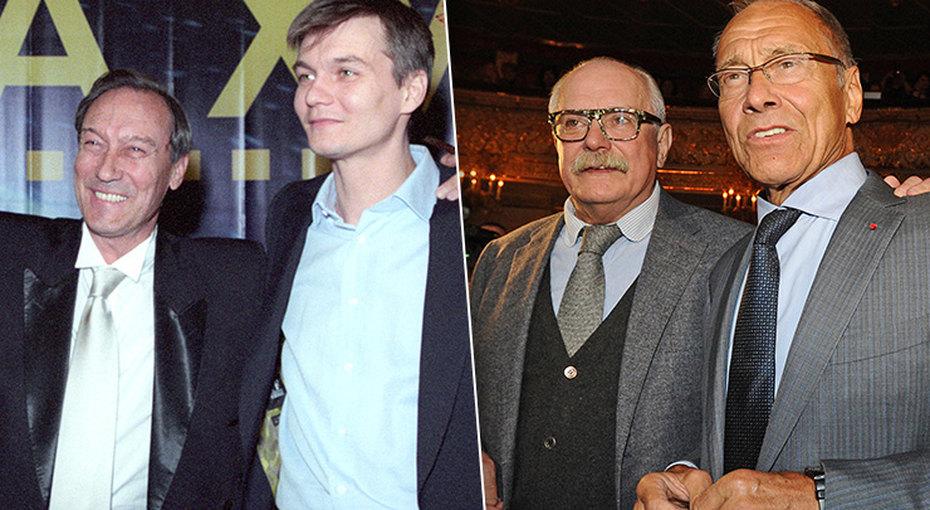 Михалковы, Бондарчуки, Янковские: главные актерские династии России