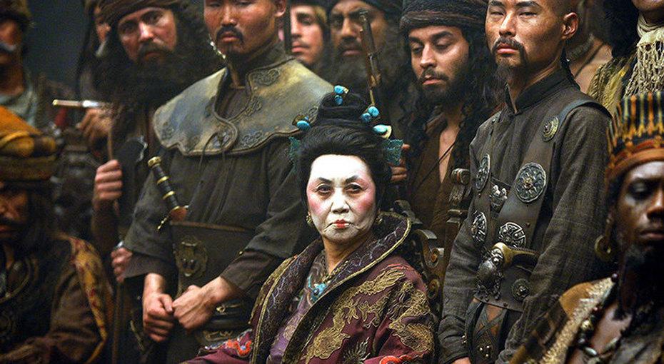 Пиратка Чжэн — женщина, создавшая огромный флот иимперию